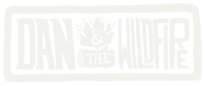 Dan and the Wildfire Logo